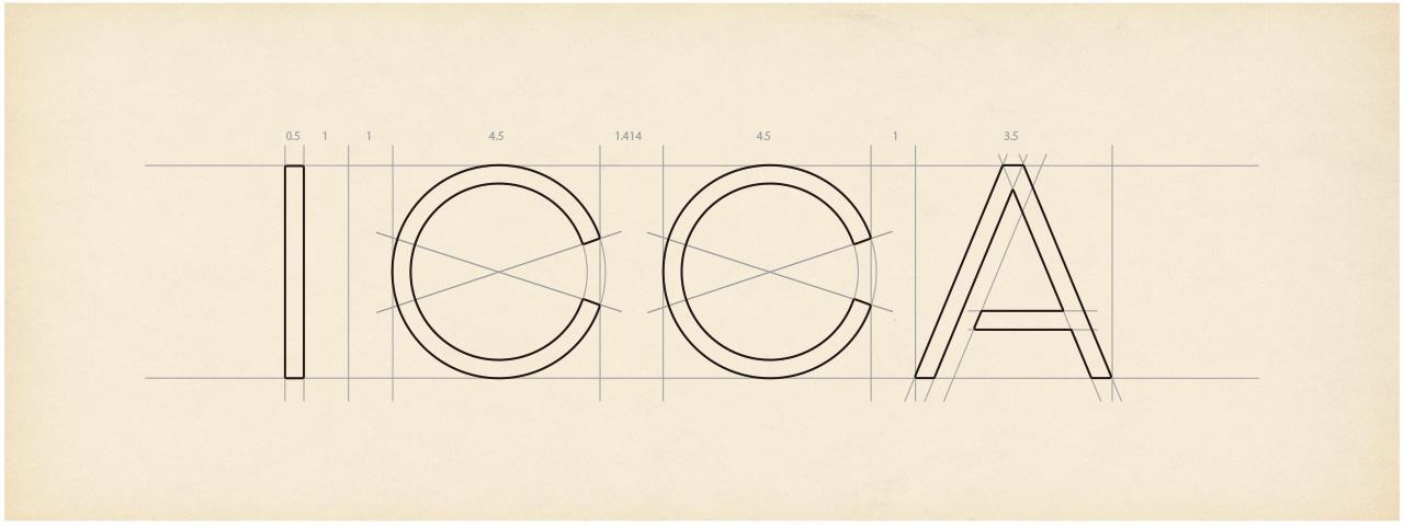ICCA(イッカ)のロゴ